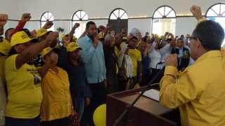 PHD, proclama a Franklin Romero, así como los  candidatos de la Región Cibao Noreste y juramenta 160 nuevos miembros.. -