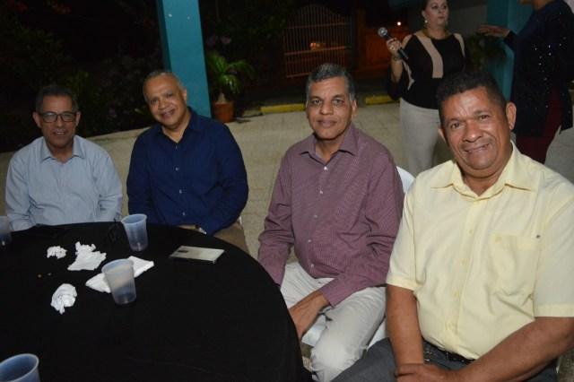 PHD Celebra encuentro Navideño con sus dirigentes en SFM.-