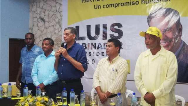 PHD, lanza candidatos Municipales en la Regiòn  Este del Paìs.-