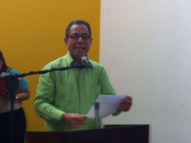 Nuevo Director de la DGDC fue posesionado con muchas expectativas.-