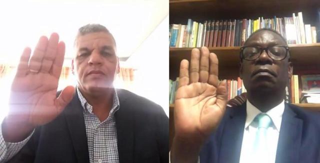 Ramón Emilio Goris electo vicepresidente del PARLACEN.