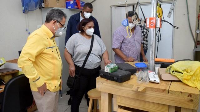 Director de la DGDC promete reabrir la Escuela de Orfebrería.-