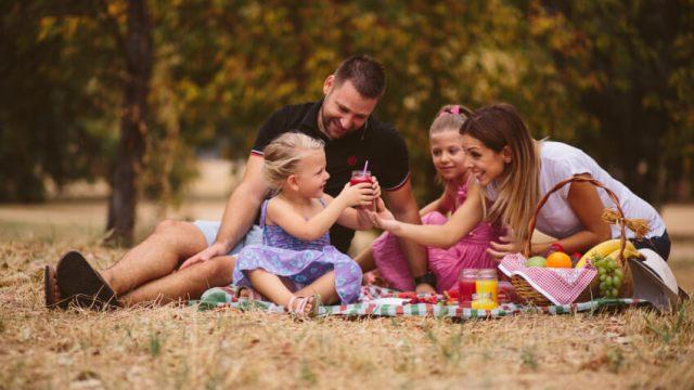 15 secretos de familias felices.