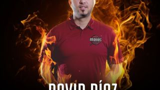 Los Indios y David Díaz renovaron contrato para la próxima temporada.