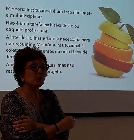 Memoria Institucional-Interdisciplinaridade