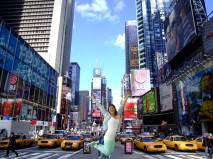 Elianne in New York
