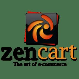 zen cart comércio eletrônico