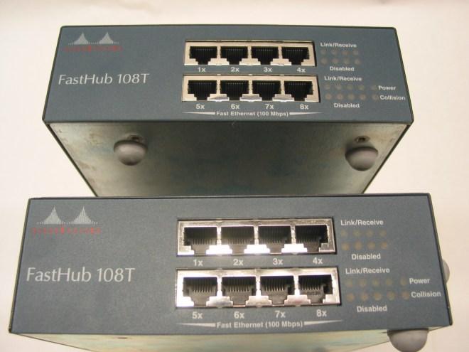 Hub Cisco 108T