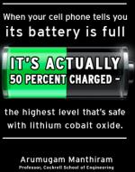 bateria, óxido, cobalto, lítio, limites, segurança