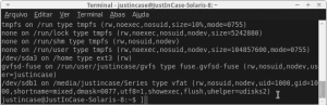 comandos mount umount linux ubuntu
