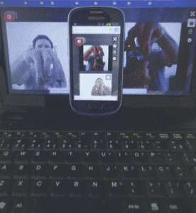 teste appear.in no celular