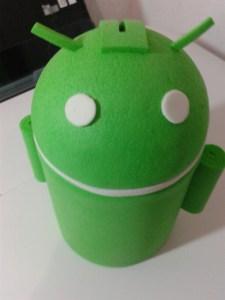 Cofre para moedas Android