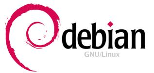 Debian GNU/Linux logo