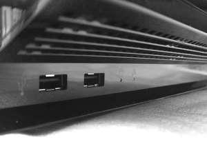 Entradas USB no playstation 3