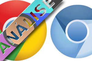 Diferenças entre Google Chromium e Chrome