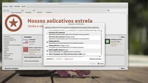 Canais de softwares - Programas e atualizações
