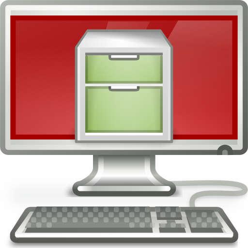 arquivos em computador