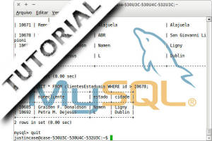 Casamento de padrões com expressões regulares no MySQL
