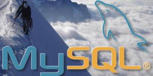 Mountain high and mysql logo