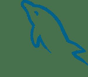 Logo MySQL - The Dolphin.