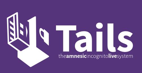 Tails GNU/Linux logo