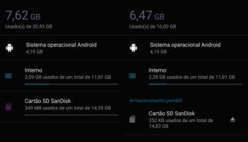 Como mover apps da memória interna para o cartão SD – Elias