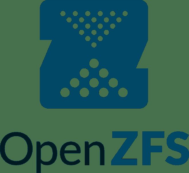 logo oficial openzfs