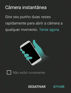 Motorola Quick Launch Demo