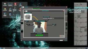 linuxfx captura de tela