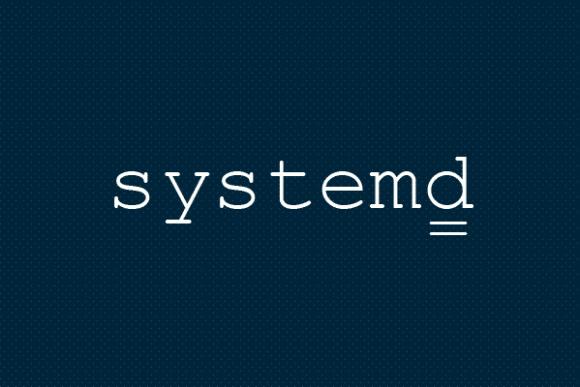 systemd logo