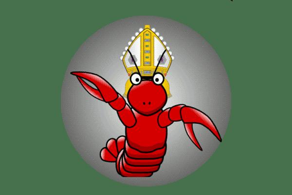 nuntius lobster logo