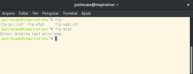 Captura de tela tlp tools