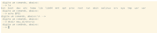 ps1 prompt command