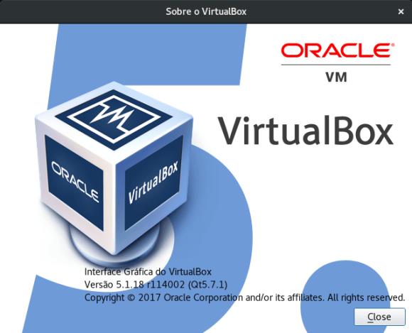 Oracle VirtualBox 5