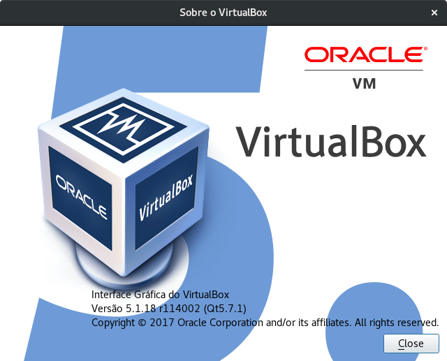 Oracle VirtualBox 5