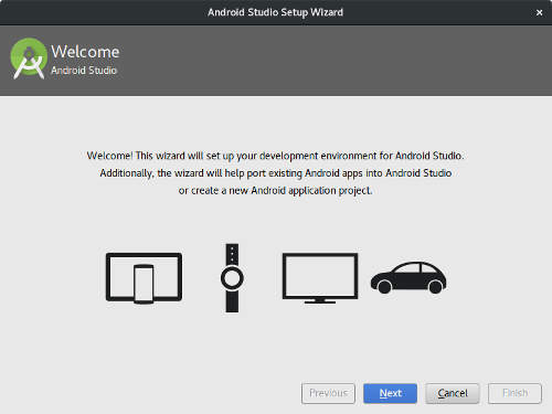 android studio ide development