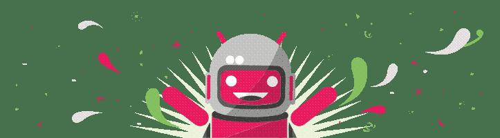 genymotion robot logo