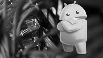 android conexões de rede