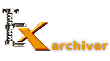 xarchiver logo