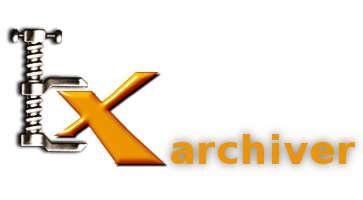 Use o Xarchiver para compactar arquivos no Linux