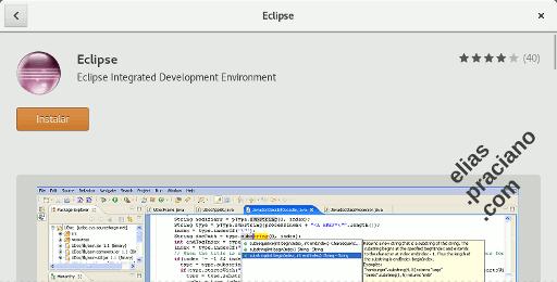 eclipse ide linux