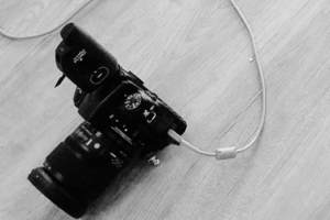 tethered camera