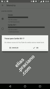 youtube go screenshot