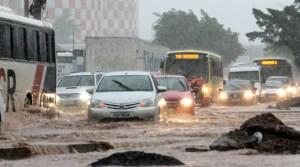 Capital maranhense também está na zona de alerta pela chuva intensa (Foto: De Jesus/O Estado/Arquivo)