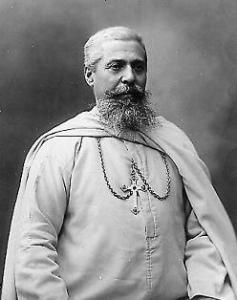 Bishop DuPont - A Catholic Priest who reigned as Chief Mwamba of the Bemba People