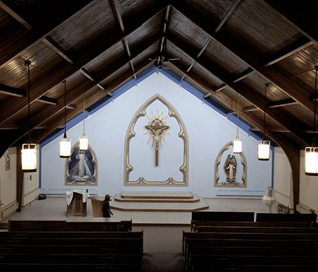 St. Joseph's Church | Portage, PA