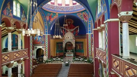 St. Mary's Byzantine Catholic Church | Johnstown, PA