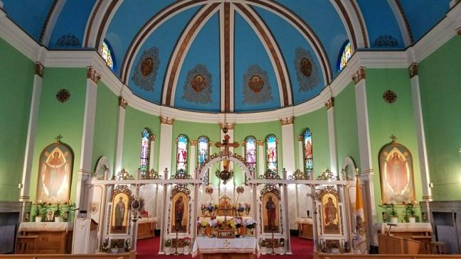 St. John the Baptist Ukrainian Church | Johnstown, PA