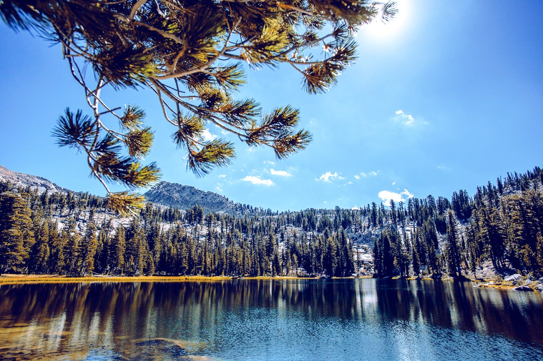 Grouse Lake, Desolation Wilderness