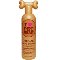 I Love Pet Head Oatmeal Natural Shampoo